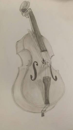 Standing Bass by TigerLove566