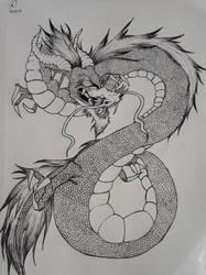 Dragon by TigerLove566