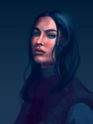 Women sketch by Vilone