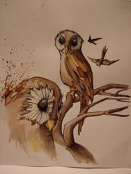 owls by ekelrock