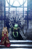Muppets Game of Thrones by FableBound