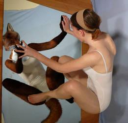Mirror Mirror by pythos-cheetah