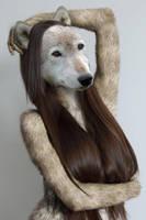 Werewolf Girl by pythos-cheetah