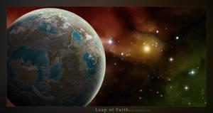 Leap of faith by nisht