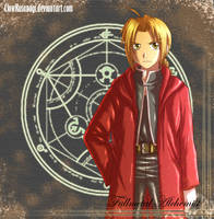 Edward, Full Metal Alchemist by ClowKusanagi