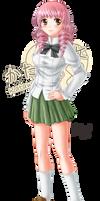 Misha - Katawa Shoujo by ClowKusanagi