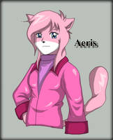 VGCats - Aeris by ClowKusanagi