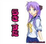 Kagami, Lucky Star by ClowKusanagi