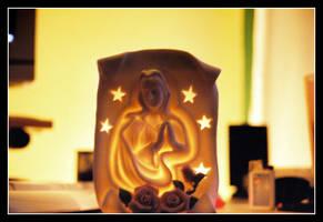 Virgin Mary by anacondakamil