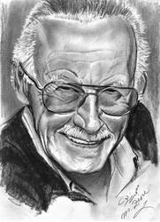 Stan Lee by MoZiou