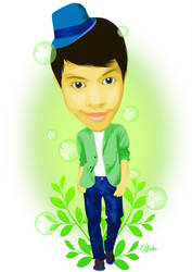 Eco Boy by aljohn17