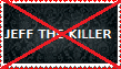 Anti Jeff The Killer Stamp by LostAtSeaOFF