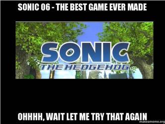 Sonic 06 meme by Zeuz98J