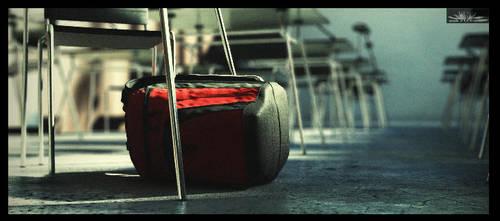 where is my bag by siek7171