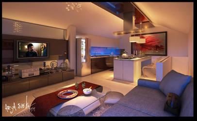 living room by siek7171