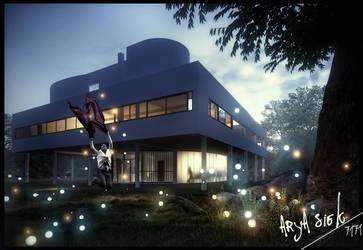 villa savoye by siek7171