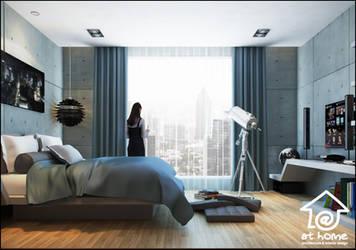 bedroom by siek7171