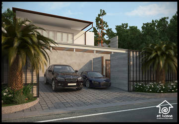 M-house by siek7171