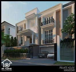 house at makassar by siek7171