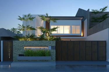 setia budi house by siek7171