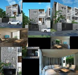 pecatu house by siek7171