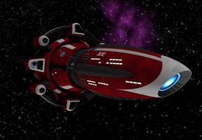 H.M.S. Argonaut by calamitySi