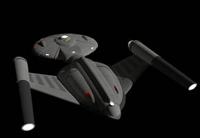 USS Orion NX-1753 #2 by calamitySi