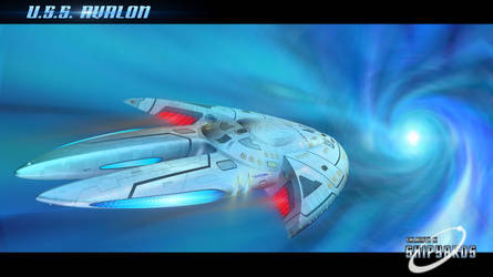 U.S.S. Avalon Slipstream 1 by calamitySi