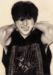 Daesung   (D-LITE)  fanart by sasha-pak