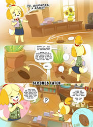 Isabelle's New Hire by CookingPeach
