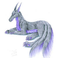 chaos wolf by chaosia