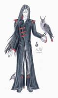 Corvus by chaosia