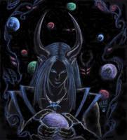 Tarenilth -Shadow Prince and.. by chaosia