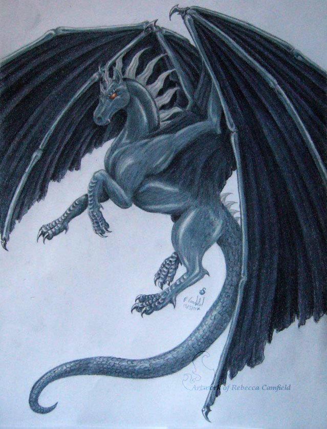 The Maerquis Dark Horse by chaosia