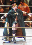 king Sheamus Commands The Fans by Tom-MacPherson