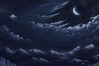 MoonLight by ArtDragor