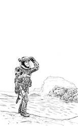 The Martian by jaimecastro