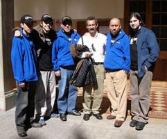 Caleuche Team y Eduardo Risso by jaimecastro