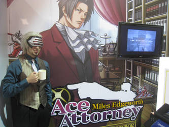 PAX Capcom Booth by KaZzu