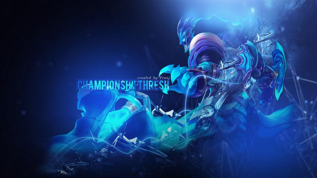 Championship Thresh Wallpaper By Fraaj On Deviantart