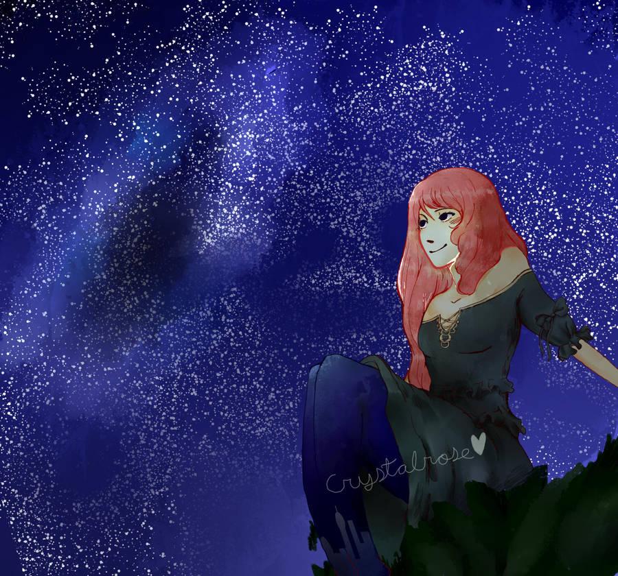 Stars by ChrysanthemumSnow