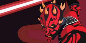 Darth Maul by shineytrooper