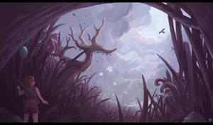 Mist ocean by Karbo