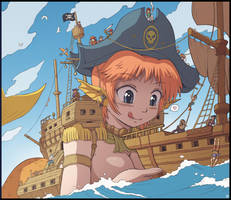 Welcome aboard the Becky by Karbo
