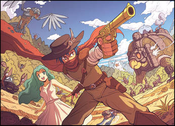 Trigger Runners by Karbo