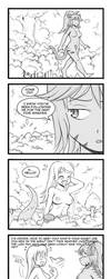 Crisis and Caylin by Karbo