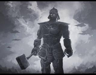 Titan by Karbo
