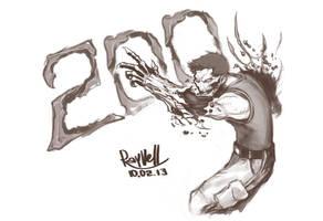 Sketch by Rayvell
