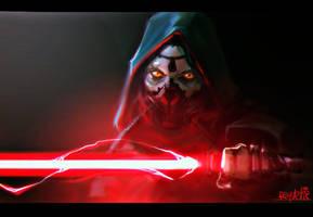 Star Wars Dart-Akil Sith by Rayvell