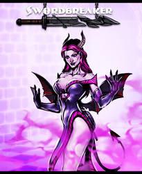Swordbreaker character - 7 by Rayvell